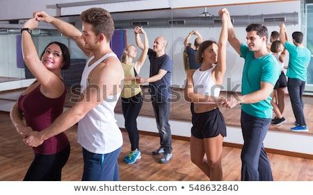 Latino American Dance Stock photo © derocz