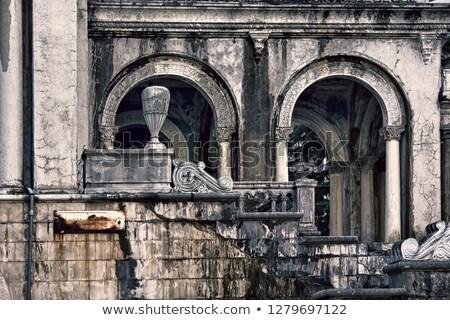 Classic antique Atrium Stock photo © Spectral