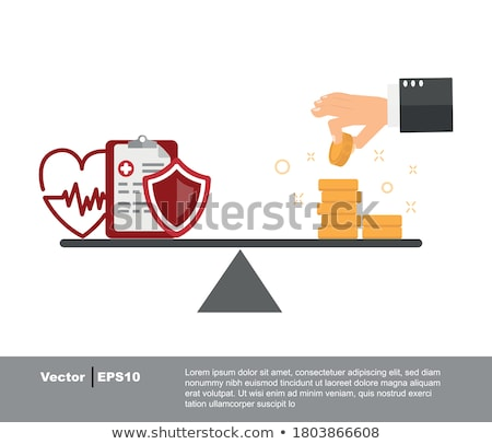 healthcare costs Stock photo © flipfine