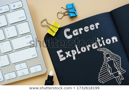 Career Exploration Stock photo © Lightsource