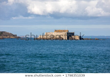 The Fort National stronghold Stock photo © tilo