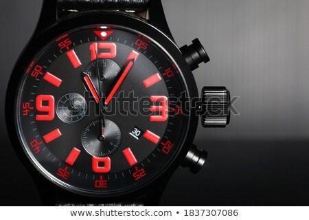 modern bevel clock Stock photo © nicemonkey
