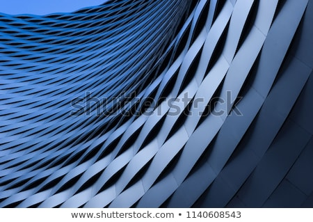 science · fiction · architectuur · 3D · gerenderd · illustratie · hemel - stockfoto © spectral