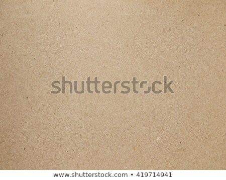 Crinkled  Brown paper bag background texture Stock photo © njnightsky