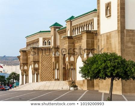Mohammed V Mosque Stock photo © tony4urban