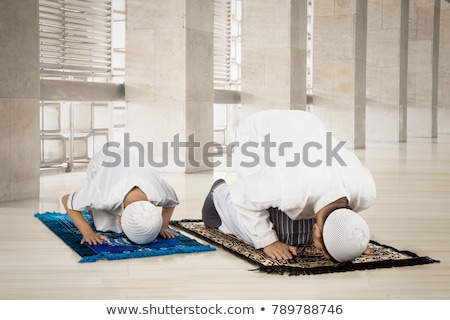 Indonesian muslim kids Stock photo © tujuh17belas