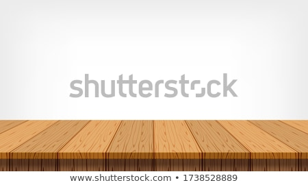 Lege houten dek rustiek abstract Blur Stockfoto © stevanovicigor
