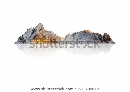Rocky islands Stock photo © Steffus