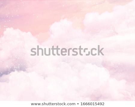 abstract clouds background Stock photo © zven0