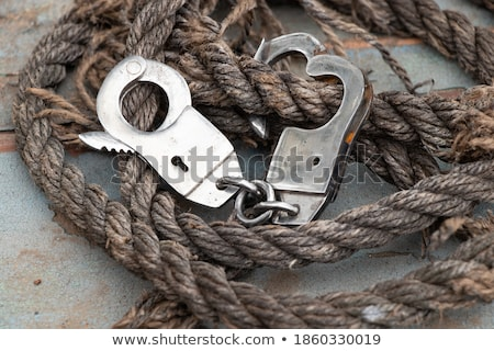 Handcuff Knot Stock photo © Undy