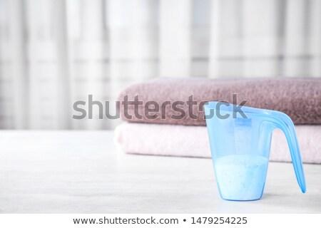 laundry powder for washing Stock photo © ssuaphoto