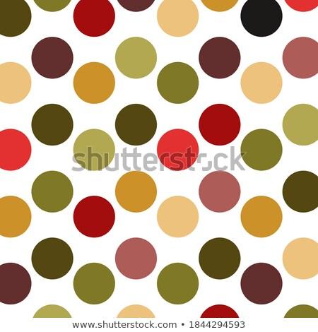 Sötét barna pöttyös szín tapéta minta Stock fotó © SArts