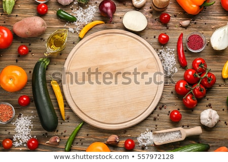 fresh potatoes on cutting board Stock photo © Digifoodstock