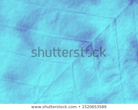 blue dirty grunge texture background made with watercolor Stock photo © SArts