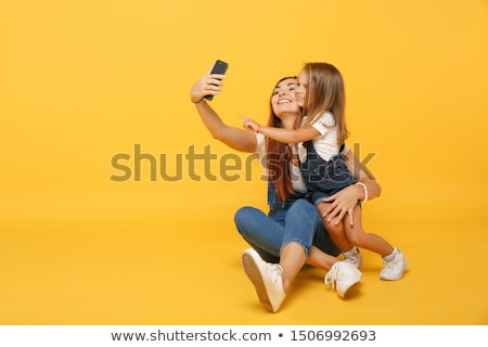 A mother and childs' clothes Stock photo © IS2