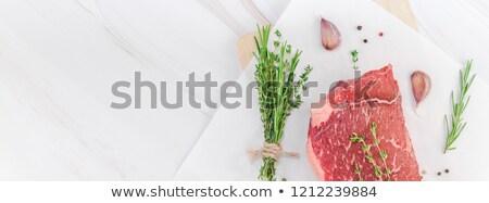 champignon · gomba · izolált · fehér · természet · csoport - stock fotó © lightfieldstudios