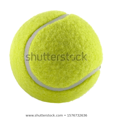 Tennis Ball - Photo Object Stock photo © CrackerClips