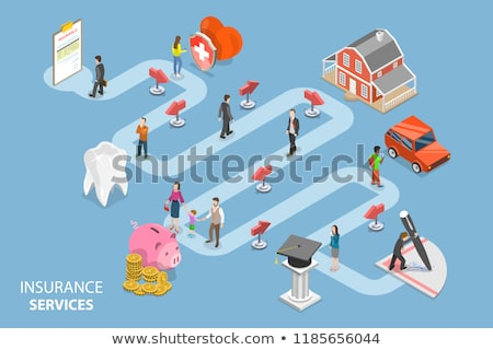 Dental Insurance Services Concept Stock photo © -TAlex-