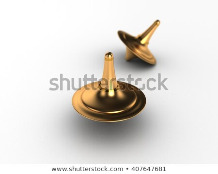 Whirligig top toy 3D Stock photo © djmilic