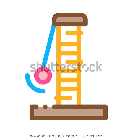 Claws Clapper Icon Vector Outline Illustration Stock photo © pikepicture