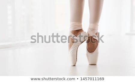 dancers foot Stock photo © illustrart