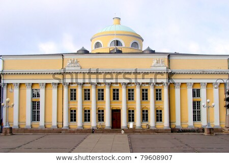 National Library of Finland Stock photo © Laks