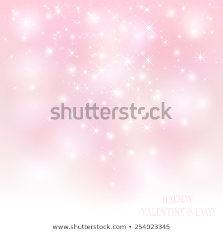 Pink Star Love Background Stock photo © HaywireMedia