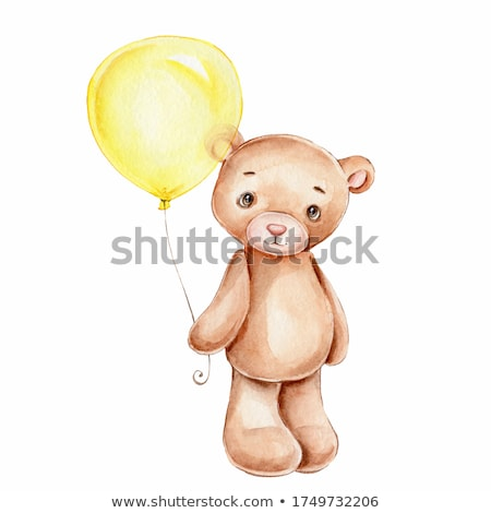 adorable teddy stock photo © marimorena