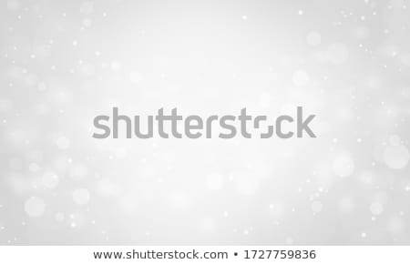 Christmas background in silver stock photo © andreasberheide