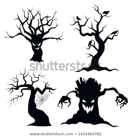 Haunted Tree Stock photo © Lightsource