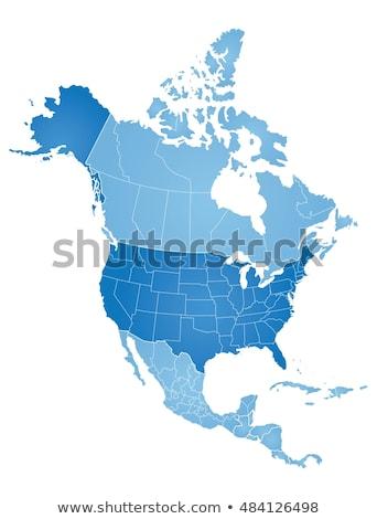 North america  Stock photo © Lightsource