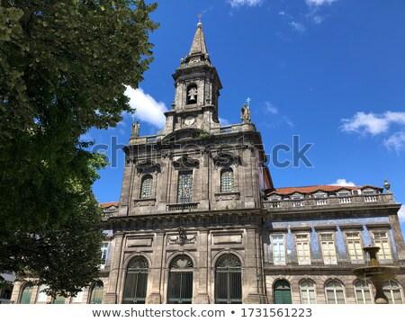 Kilise aralık 2012 şehir merkezinde unesco dünya Stok fotoğraf © fxegs