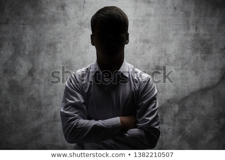 Anonymous businessmen Stock photo © pressmaster