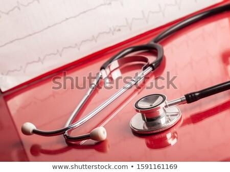 Stok fotoğraf: Kalemler · form · kalp · renk · sevmek · siyah
