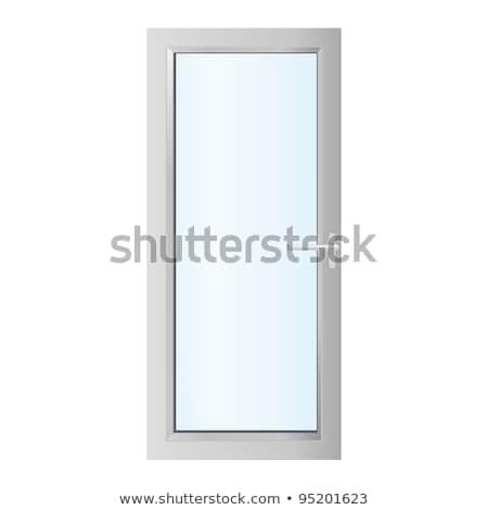 pvc · fenêtre · porte · profile · plastique · maison - photo stock © shawlinmohd