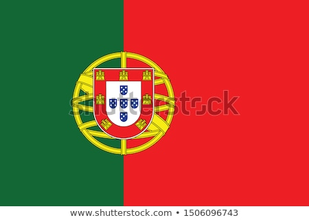The portuguese flag Stock photo © elxeneize