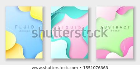 verticaal · patroon · goud · fantasie · communie - stockfoto © vapi