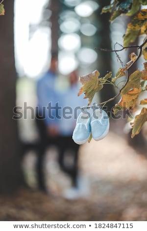 baby shoes hanging Stock photo © adrenalina