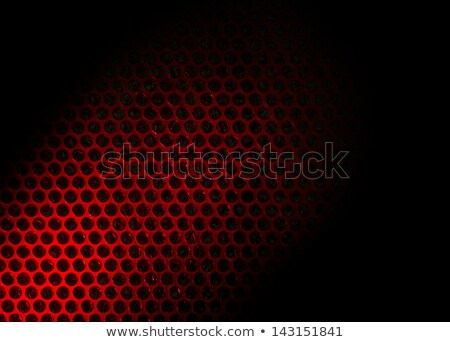 Bubble rood licht abstract textuur licht Stockfoto © pakete