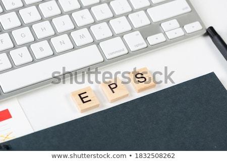 успех · блокнот · служба · таблице · будущем - Сток-фото © fuzzbones0