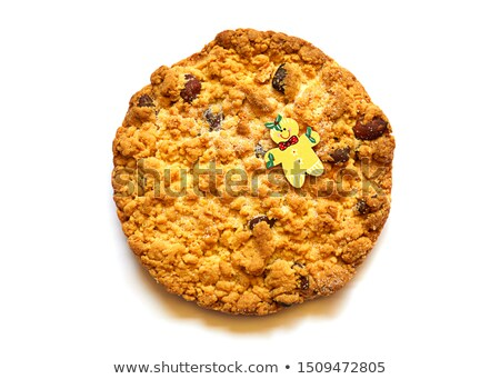 Italian cornmeal and almond cookie Stock photo © Digifoodstock