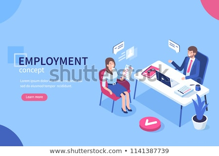 Manager Wanted. 3D. Stock photo © tashatuvango