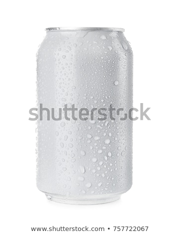 drink Can with water stock photo © sielemann