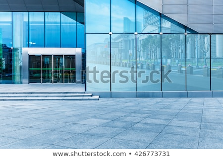 бизнеса · центр · зале · здании · строительство · свет - Сток-фото © paha_l