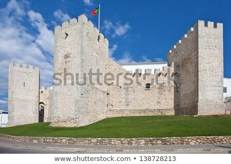 sedaiges castle stock photo © razvanphotography