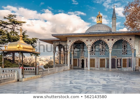 Istanbul Topkapi Palace Stock photo © backyardproductions