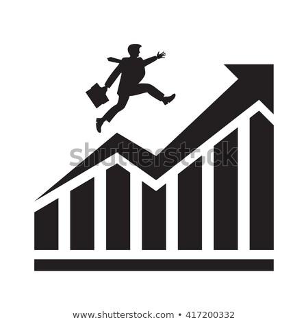 Highest graph Stock photo © pongam
