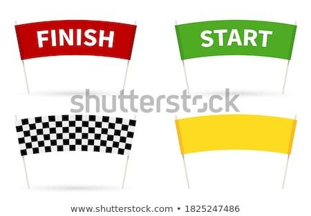 マラソン グループ ランナー アクション 道路 フィットネス ストックフォト © Sportlibrary