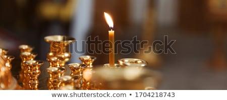 Stock fotó: Greek Orthodox Church