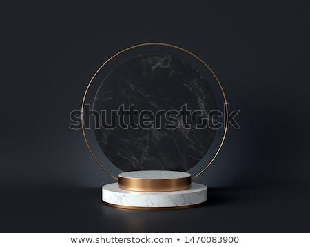 copper ring Stock photo © prill